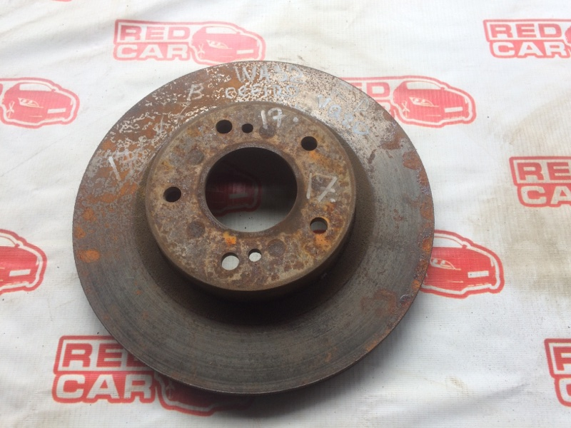 Тормозной диск Nissan Cefiro WA32 передний (б/у)