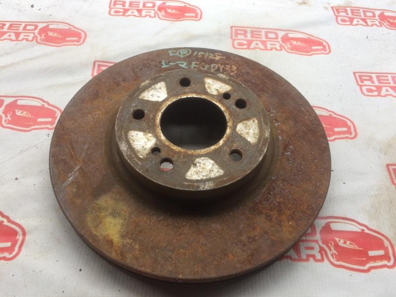 Тормозной диск Nissan Cima FGDY33 передний (б/у)