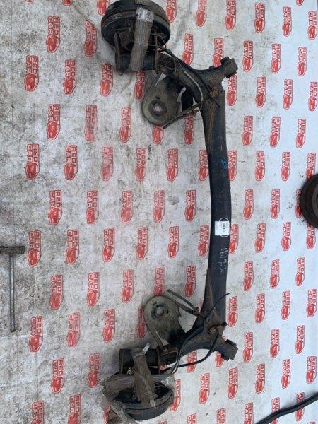 Балка подвески Honda Airwave GJ3 задняя (б/у)
