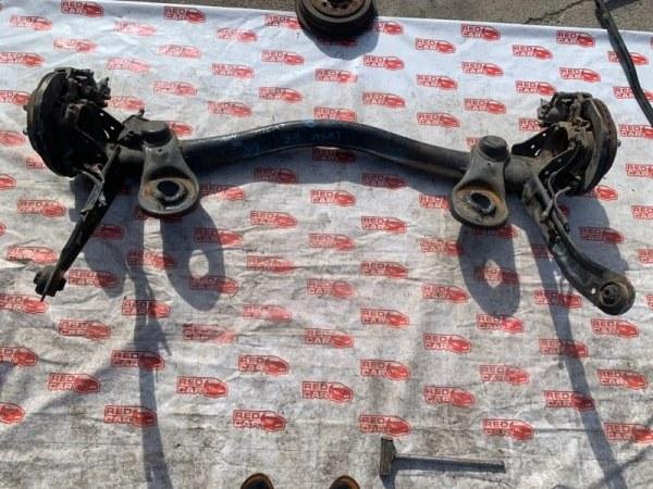 Балка подвески Mazda Mpv LW3W задняя (б/у)