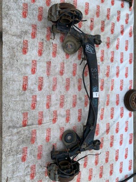 Балка подвески Toyota Ipsum ACM26 задняя (б/у)
