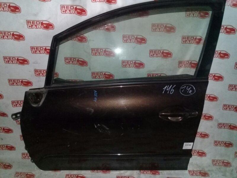 Дверь Toyota Blade AZE154 передняя левая (б/у)