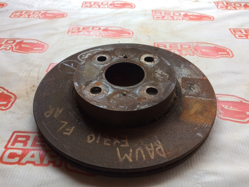 Тормозной диск Toyota Corolla Ii EL30 передний (б/у)