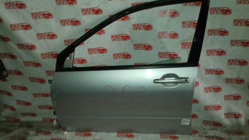 Дверь Mitsubishi Lancer Cedia CS2A передняя левая (б/у)