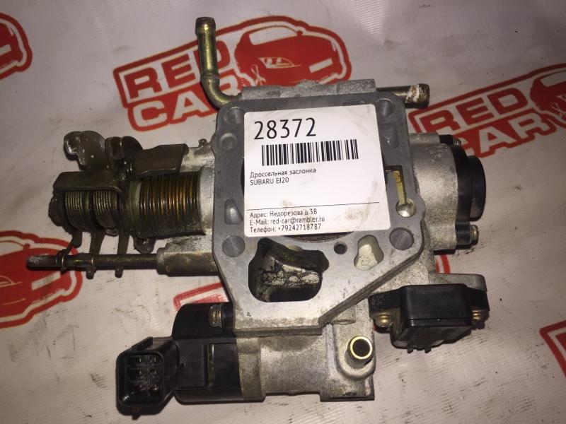 Дроссельная заслонка Subaru EJ20 (б/у)