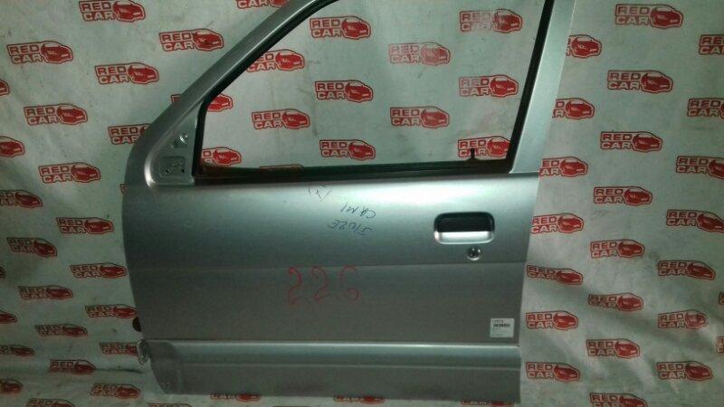 Дверь Toyota Cami J102E передняя левая (б/у)