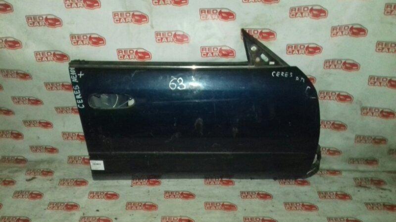 Дверь Toyota Ceres AE100 передняя правая (б/у)