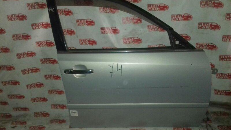 Дверь Toyota Mark Ii Blit JZX110W передняя правая (б/у)