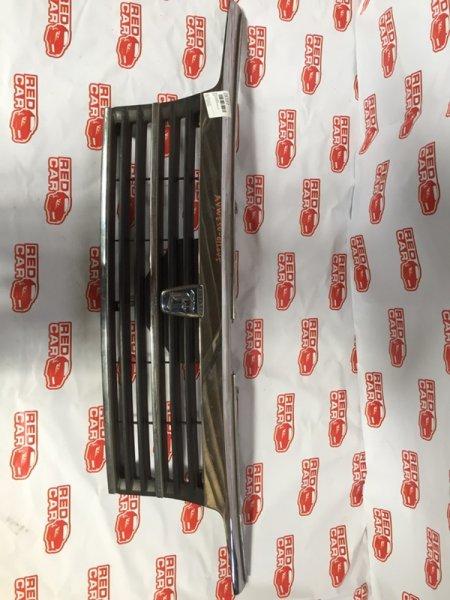 Решетка радиатора Nissan Elgrand AVWE50 VG33 (б/у)