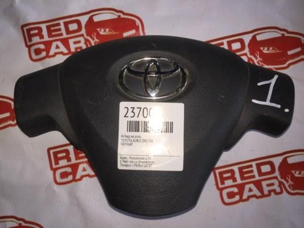 Airbag на руль Toyota Auris ZRE154 (б/у)
