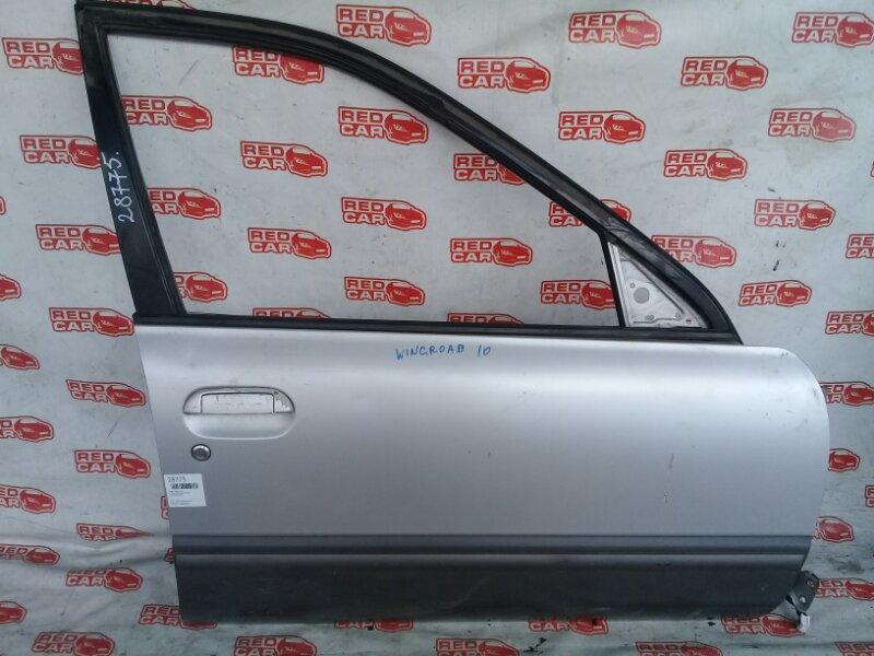 Дверь Nissan Wingroad VEY10 передняя правая (б/у)