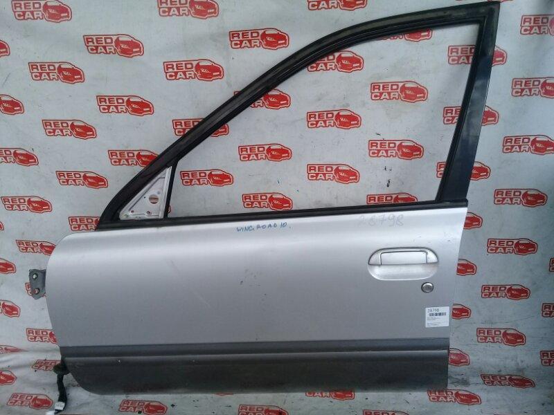 Дверь Nissan Wingroad VEY10 передняя левая (б/у)