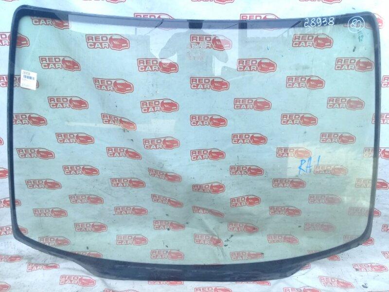 Лобовое стекло Honda Odyssey RA1 переднее (б/у)