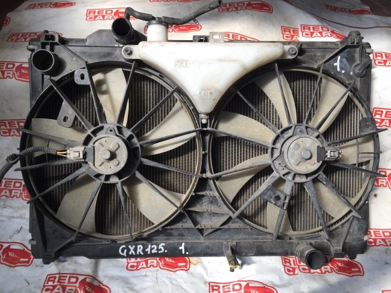 Радиатор основной Toyota Mark X GRX120 4GR (б/у)