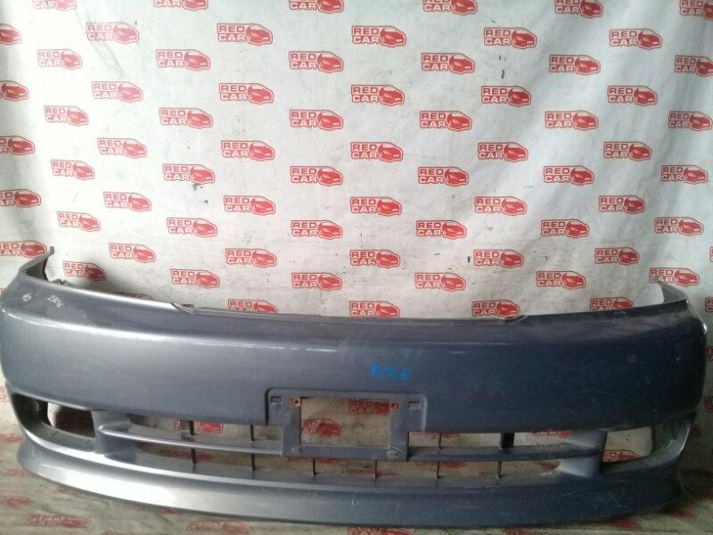 Бампер Toyota Granvia KCH16 передний (б/у)