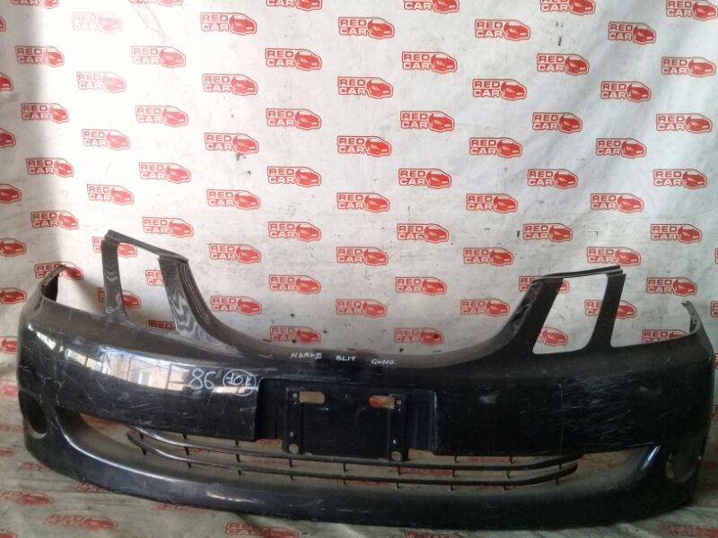 Бампер Toyota Markii Blit GX110 передний (б/у)