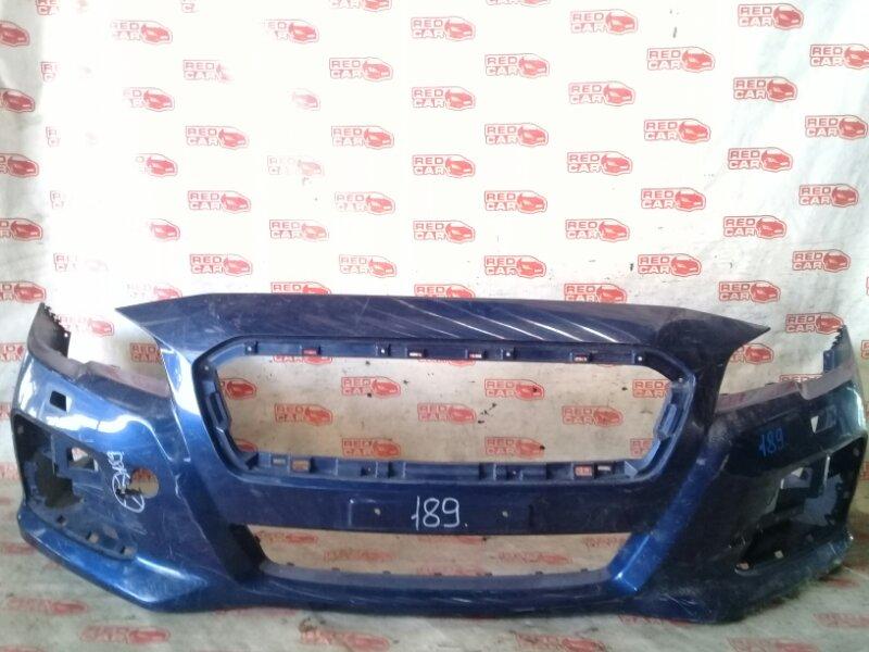 Бампер Subaru Levorg VM передний (б/у)