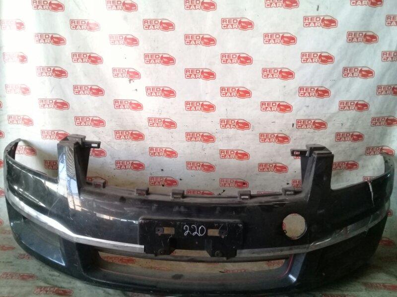 Бампер Nissan Dualis KNJ10 передний (б/у)