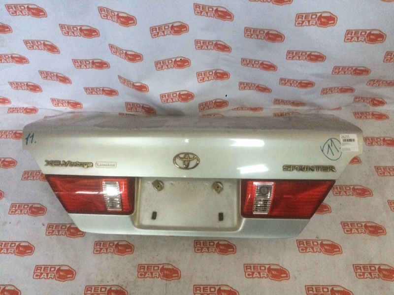 Крышка багажника Toyota Sprinter AE114 (б/у)