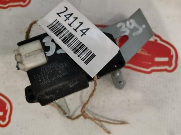 Сервопривод заслонок печки Toyota Mark Ii Qualis MCV21 (б/у)