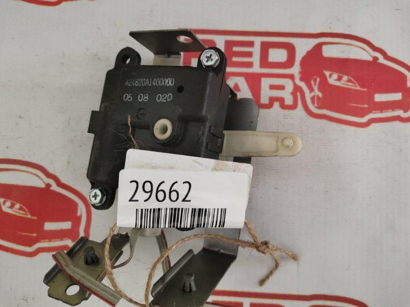 Сервопривод заслонок печки Nissan Lafesta BN30 (б/у)