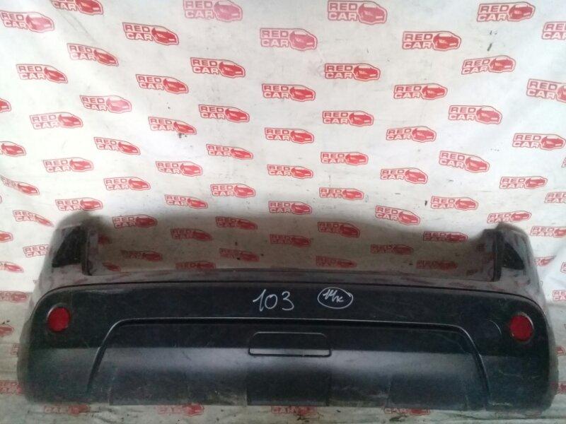Бампер Nissan Dualis KNJ10 задний (б/у)