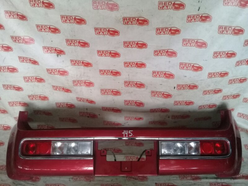 Бампер Nissan Cube YGZ11 задний (б/у)