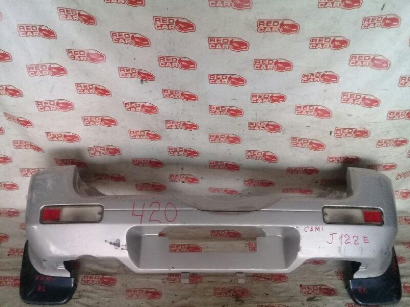 Бампер Toyota Cami J100G задний (б/у)
