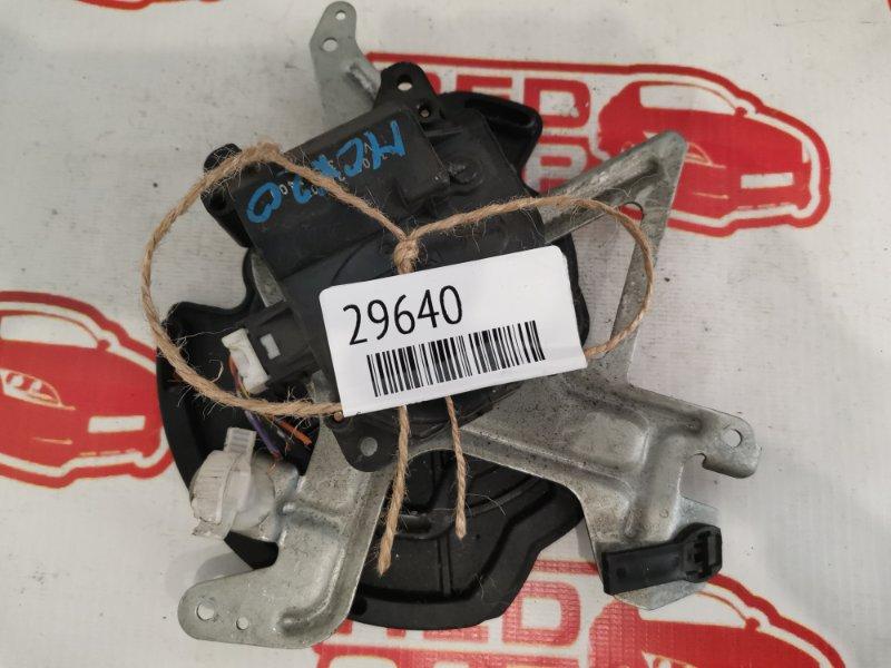 Сервопривод заслонок печки Toyota Pronard MCX20 (б/у)