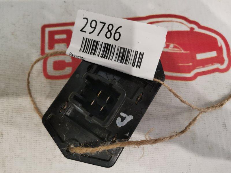 Резистор Toyota Funcargo NCP20 (б/у)