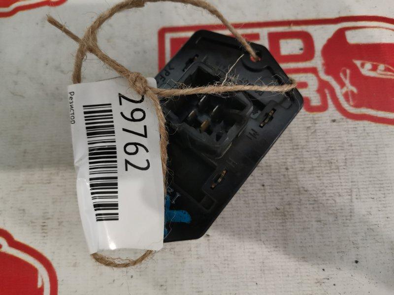 Резистор Toyota Platz NCP12 (б/у)