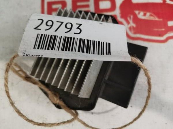 Резистор Toyota Premio ZZT240 (б/у)
