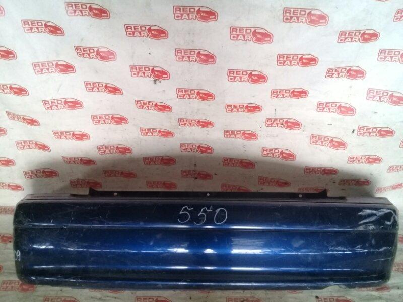 Бампер Honda Logo GA3 задний (б/у)