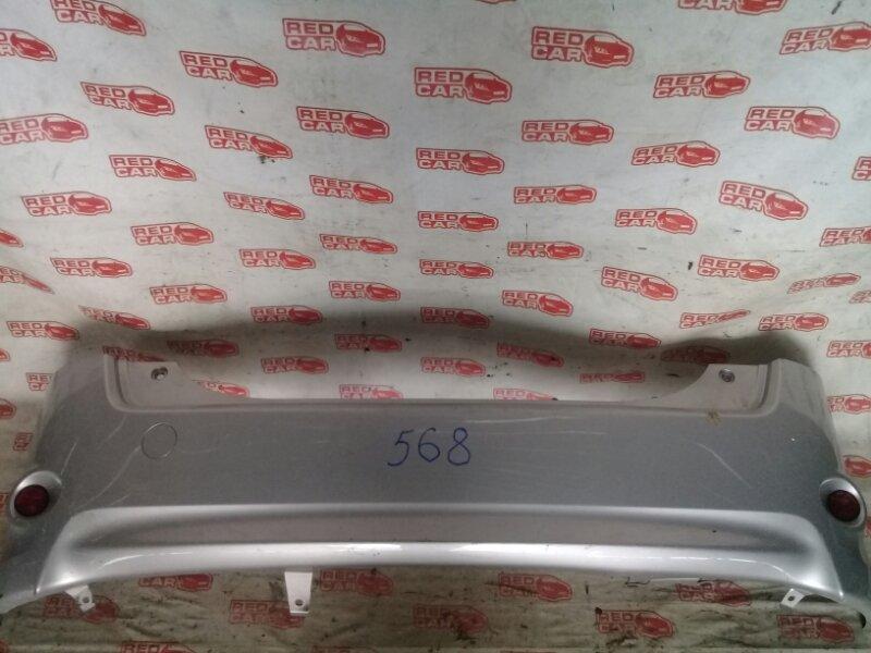 Бампер Toyota Passo Sette M502E задний (б/у)