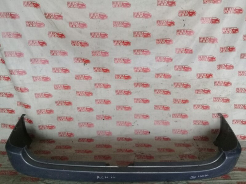 Бампер Toyota Granvia KCH16 задний (б/у)