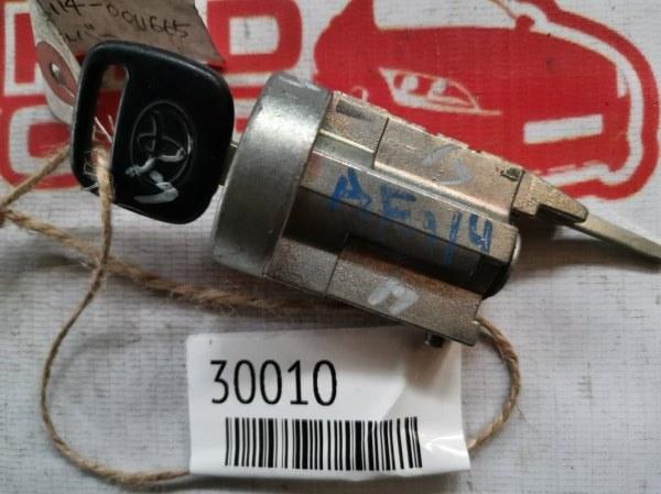 Личинка замка Toyota Sprinter AE 114 (б/у)