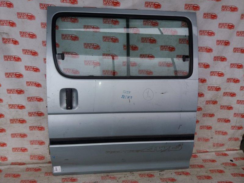 Дверь боковая Toyota Hiace LH178 задняя левая (б/у)