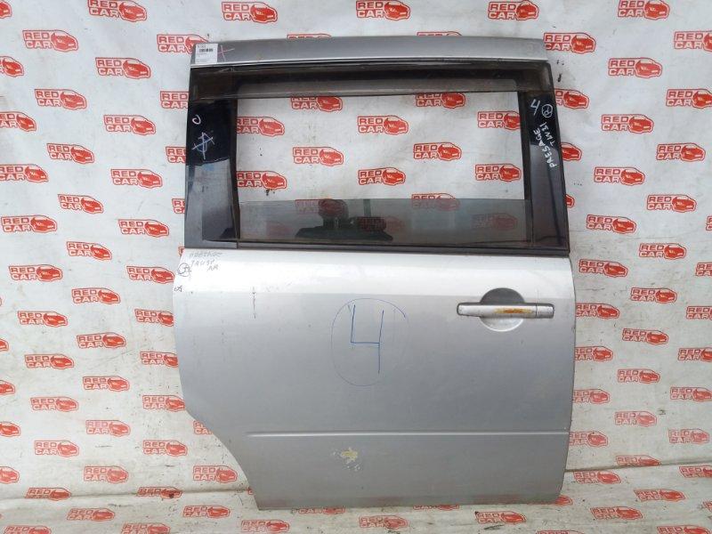 Дверь боковая Nissan Presage TNU31 задняя правая (б/у)