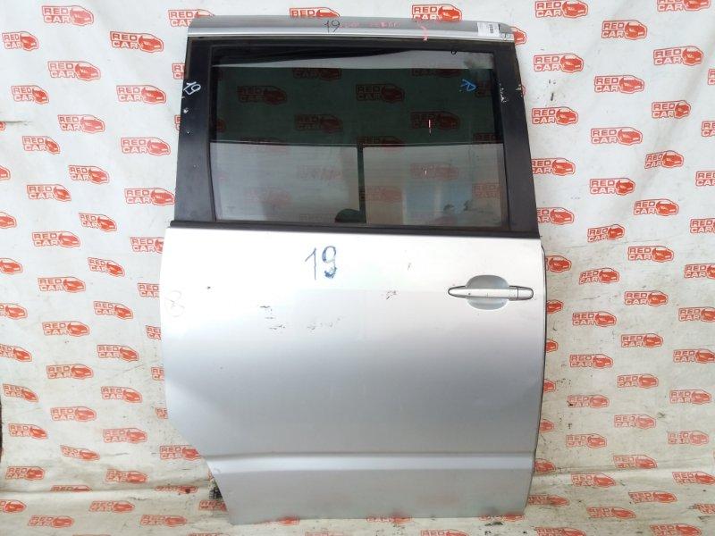 Дверь боковая Toyota Noah AZR60 задняя правая (б/у)