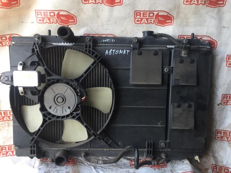 Радиатор основной Mitsubishi Dingo CQ2A 4G15 (б/у)