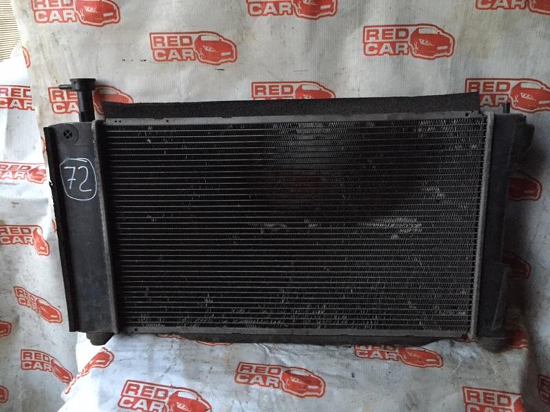 Радиатор основной Toyota Prius NHW11 1NZ (б/у)