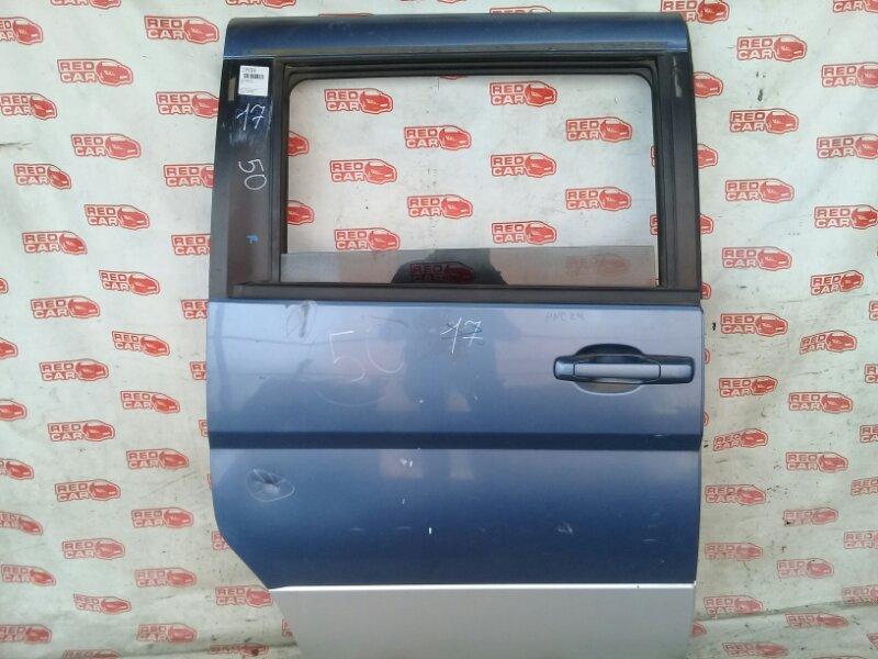 Дверь боковая Nissan Serena C24 задняя правая (б/у)