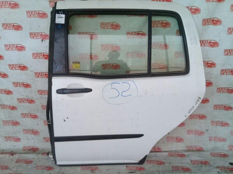 Дверь боковая Toyota Raum NCZ25 задняя левая (б/у)