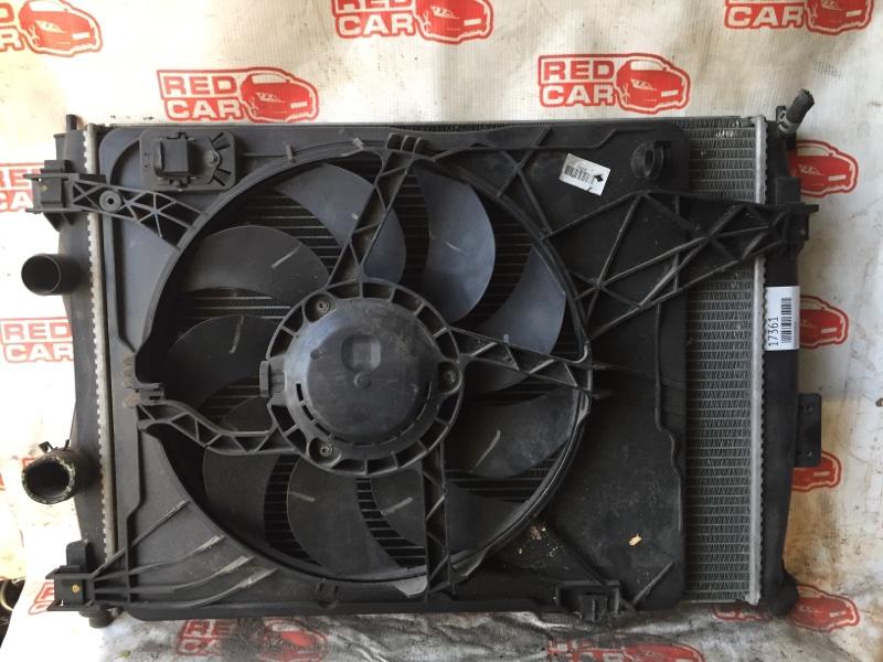 Радиатор основной Nissan Dualis KNJ10 (б/у)