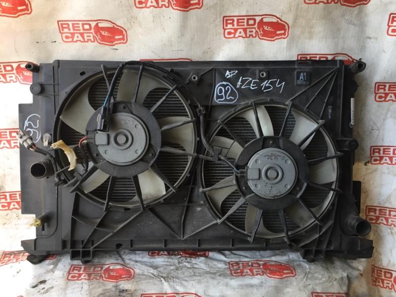 Радиатор основной Toyota Blade AZE154 (б/у)