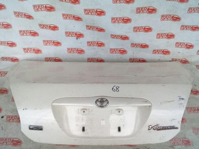 Крышка багажника Toyota Verossa GX115 (б/у)