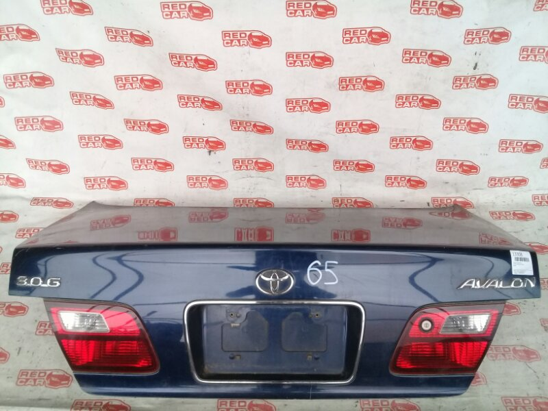 Крышка багажника Toyota Avalon MCX10 (б/у)