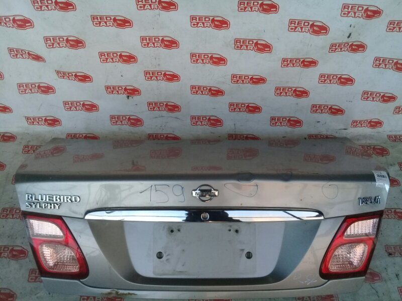 Крышка багажника Nissan Bluebird Sylphy FG10 (б/у)