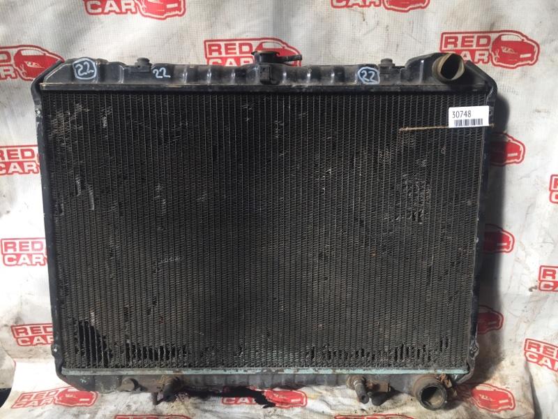 Радиатор основной Nissan Cedric Y31 RD28 (б/у)