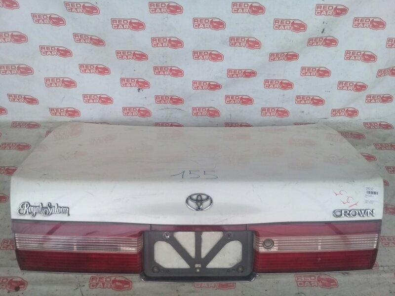 Крышка багажника Toyota Crown JZS155 (б/у)